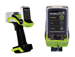 New Niton XL5 Plus Handheld XRF Analyzer Weighs 2.8 lbs