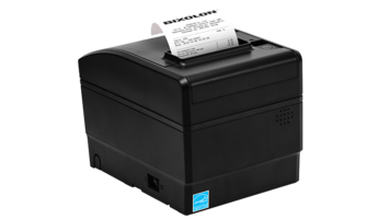 Latest Linerless Label Printer Comes with High Media Roll Capacity