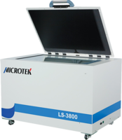 New Flatbed Scanner Features ScanWizard Graph Software