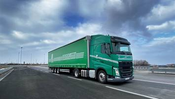 Major Deal: Italian Haulier Purchases 1,000 Volvo Trucks with Latest Fuel Saving Technology