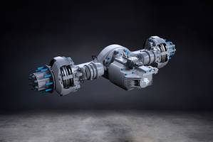 Meritor Awarded New Business to Produce Electric Powertrains for Lion Electric