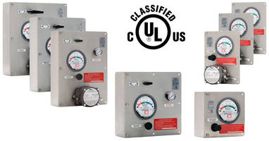 New Purging/Pressurization Units Available in Universal, Vertical and Horizontal Configurations