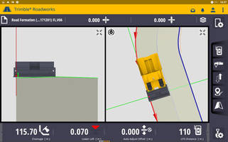 New 3D Paving Control Software Comes with Configurable Views