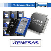 SEGGER Ecosystem Available for The Renesas RE MCU Family