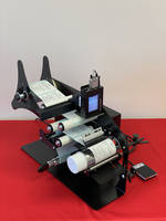 Latest Label Applicators and Dispensers Come with Optional Smart-Jet Printer Integration