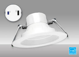 New Canless Commercial Downlights with Built-in Driver and Integral Whip