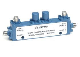 New Dual-Directional Coupler with Operating temperature of -54 to 85 degree C
