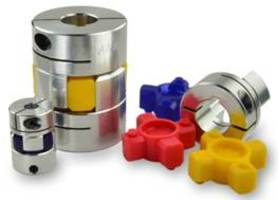 Ruland Jaw Couplings for Servo Motors
