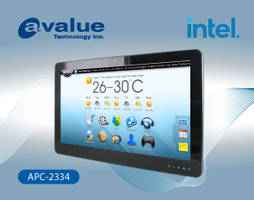 New Multi-touch Panel PC with Built-in M.2 2230 and mPCIe Slots