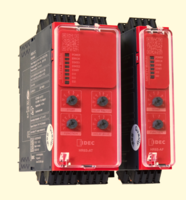New HR6S Safety Relay Modules Incorporate a Microcomputer