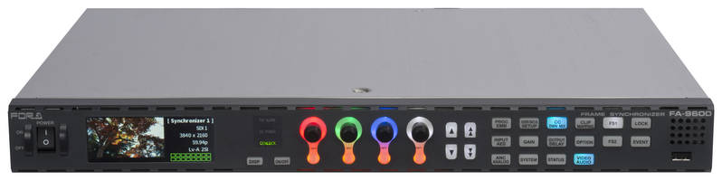 Latest Signal Processor Offers Automatic Changeover to the Secondary Line