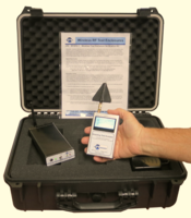New JRE TVK Isolation Tester with High Power 2.45 GHz Test Signal Source