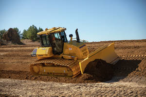 New HST Dozer Available with Intelligent Machine Control 2.0 Capabilities