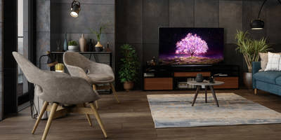 New TV Lineup Offers Range of Screen Sizes from 43, 83 and 88 in.