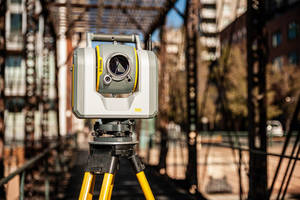 New Trimble SX12 Scanning Total Station Features High-power Laser Pointer