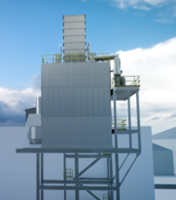 New Wet Electrostatic Precipitator Eliminates Carryover of Entrained Matter During Washing