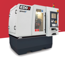 ANCA's New EDG with ANCA Motion SparX Erosion Generator Decreases Cycle Time for PCD Tools by 50%