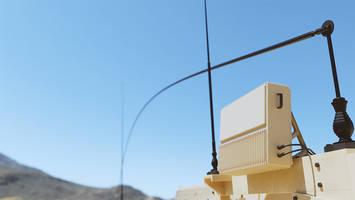 New 3D Short Range Surveillance Radar Features C2 and AI Software
