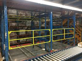 New Safety Gate Meets OSHA, IBC and ANSI Guidelines