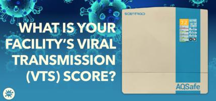 AQSafe Viral Transmission Score Press Release