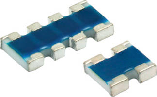 Latest Thin Film Chip Resistor Arrays are AEC-Q200 Qualified