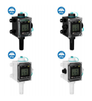 New Data Loggers for Wet and Humid Outdoor Applications