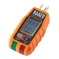 New GFCI Receptacle Tester Detect and Identify Common Wiring Faults