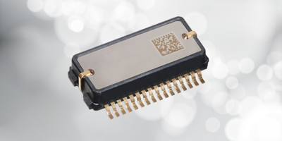 New MEMS-Based Inertial Sensor is Suitable for Used in Safety-Critical Applications