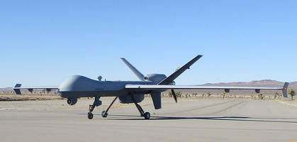 MQ-9A Block 5 RPA with New Centerline Avionics Bay Pioneers AI and ML Applications