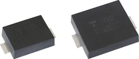 Latest SMD Ceramic Safety Capacitors are Designed to Withstand Harsh and High Humidity Environments