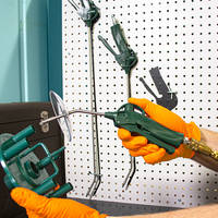New Safety Air Gun with Full Finger Trigger and Convenient Hanger Loop