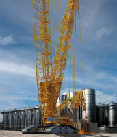 New Liebherr LR 1800-1.0 with 880-USt Capacity and 663 ft. of Hoist Height