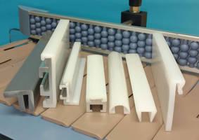 Slideways Offers Broad Range of Extruded Profiles