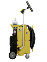 Latest Cleaning Machine Comes with Lithium-Ion Battery