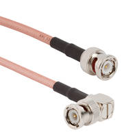 Pre-configured 50 Ohm BNC Cable Assemblies Provide Flexible Option
