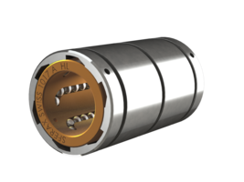 New SFERAX Linear Ball Bearing Comes in 100 Chromium-6 Steel Housing