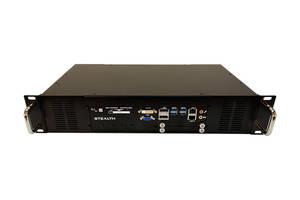 New 2U Rackmount Servers are RoHS, EN50121-3-2 and EN50155 Certified