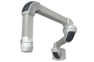 New Modular Suspension Arm System is IP 54 Rated