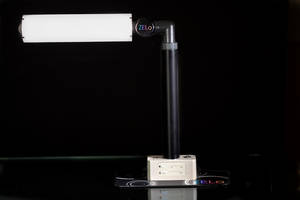 New ZELo Desktop Studio Light Comes with Built-In Manual Controls