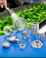 New Shaft Collars, Couplings & Mounting Components are Fully Corrosion-resistant