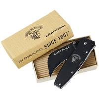 New Fallen Lineman Tribute Knife Features Black Anodized-aluminum Handle