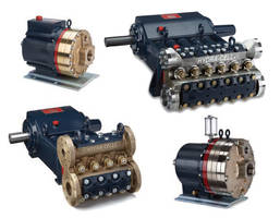 New LACT Unit Pumps Come with Maximum Discharge Pressures from 700 to 2100 psi