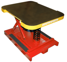 Pallet Truck Attachment Adjusts Load Height for Improved Order Picking