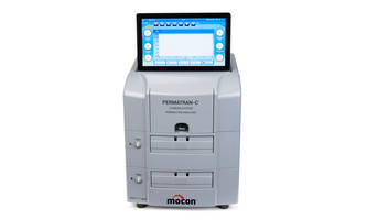 New Analyzer Features Two-cell Cartridge Testing System