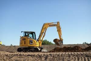 New PC88MR-11 Excavator for Roadways, Bridges and Urban Areas