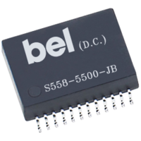 New PoE Magnetic Modules Meet NBASE-T/IEEE 802.3bz and 802.3bt Standards
