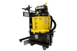New Floor Cleaning Systems Designed with Soil Removal Technology