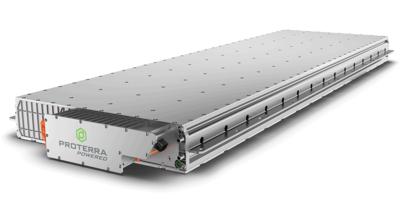 Proterra Battery Technology to Power Lightning eMotors Electric Transit Commercial Van