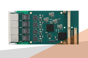 New PCI Mezzanine Card Equipped with Intel I210 Ethernet Controller Technology