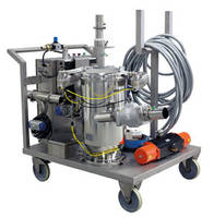 New Mobile Pneumatic Vacuum Conveying System is ATEX-Certified